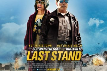 The Last Stand Poster Quad