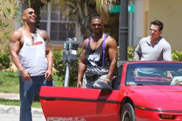 Anthony Mackie Pain and Gain