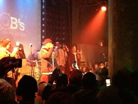 Currensy at SOBS