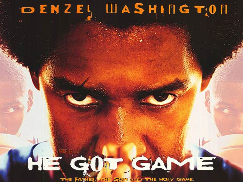 the father son relationship in the film he got game 2015-6-18 ten rules for a father and son hiking trip  you've been neglecting the relationship with your son a little  but listen to what he's got to say.