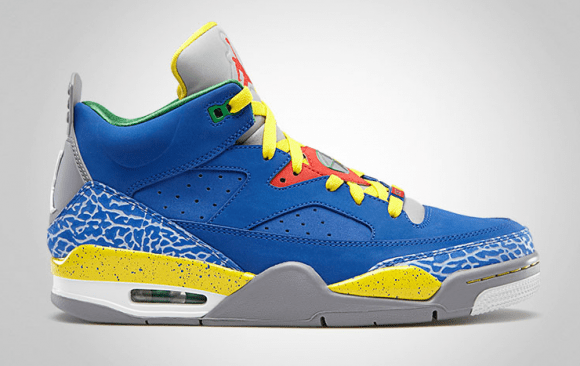 """the latest 9acd0 c547f Jordan Son of Mars Low """"Do The Right Thing"""""""