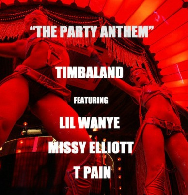 Timbaland Party Anthem