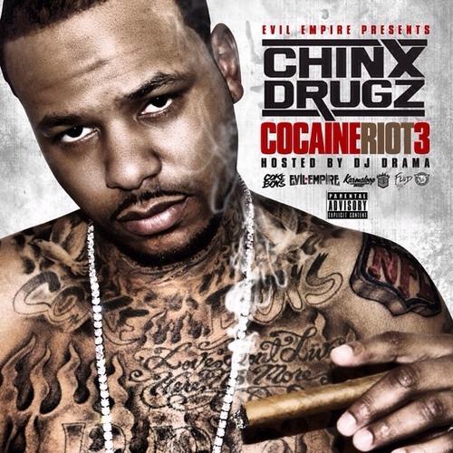 cocaine riot 3 cover