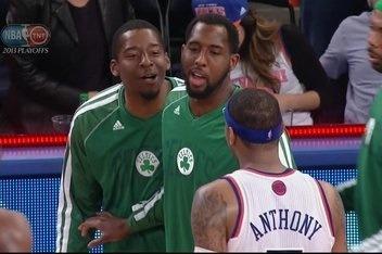 Jordan Crawford x Carmelo Anthony