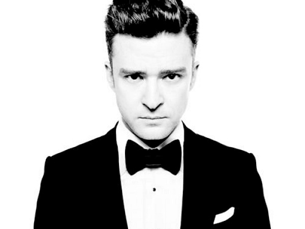 Justin Timberlake Suit Tie The 20 20 Experience Mirrors 2013 black white 600x450