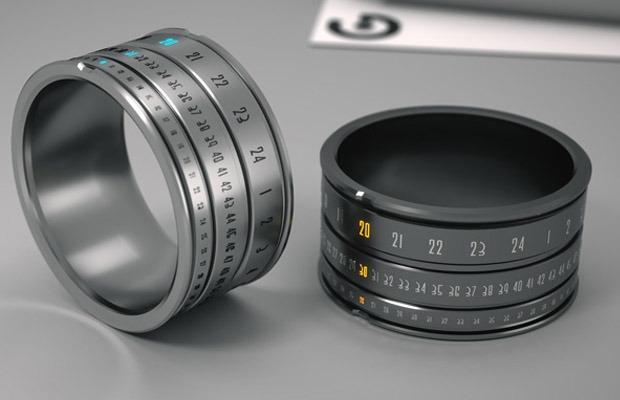 Ring Clock