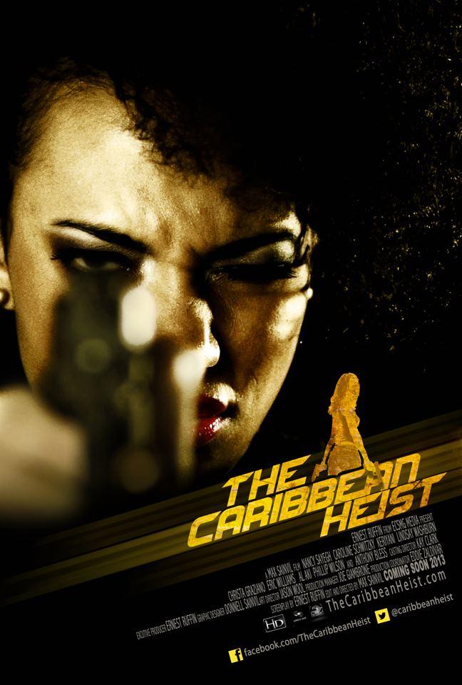 The Caribbean Heist Poster 1