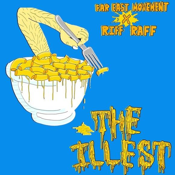 Скачать the illest far east movement ft riff raff клип бесплатно.