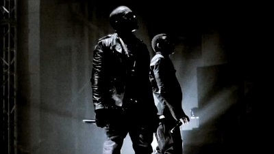 kanye west jay z release watch the throne trailer