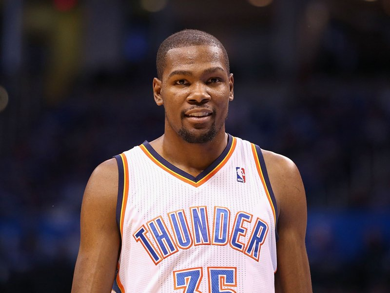 b21862fa5e2a Report  Thunder Star Kevin Durant Expected to Join Jay-Z s Roc Nation Sports
