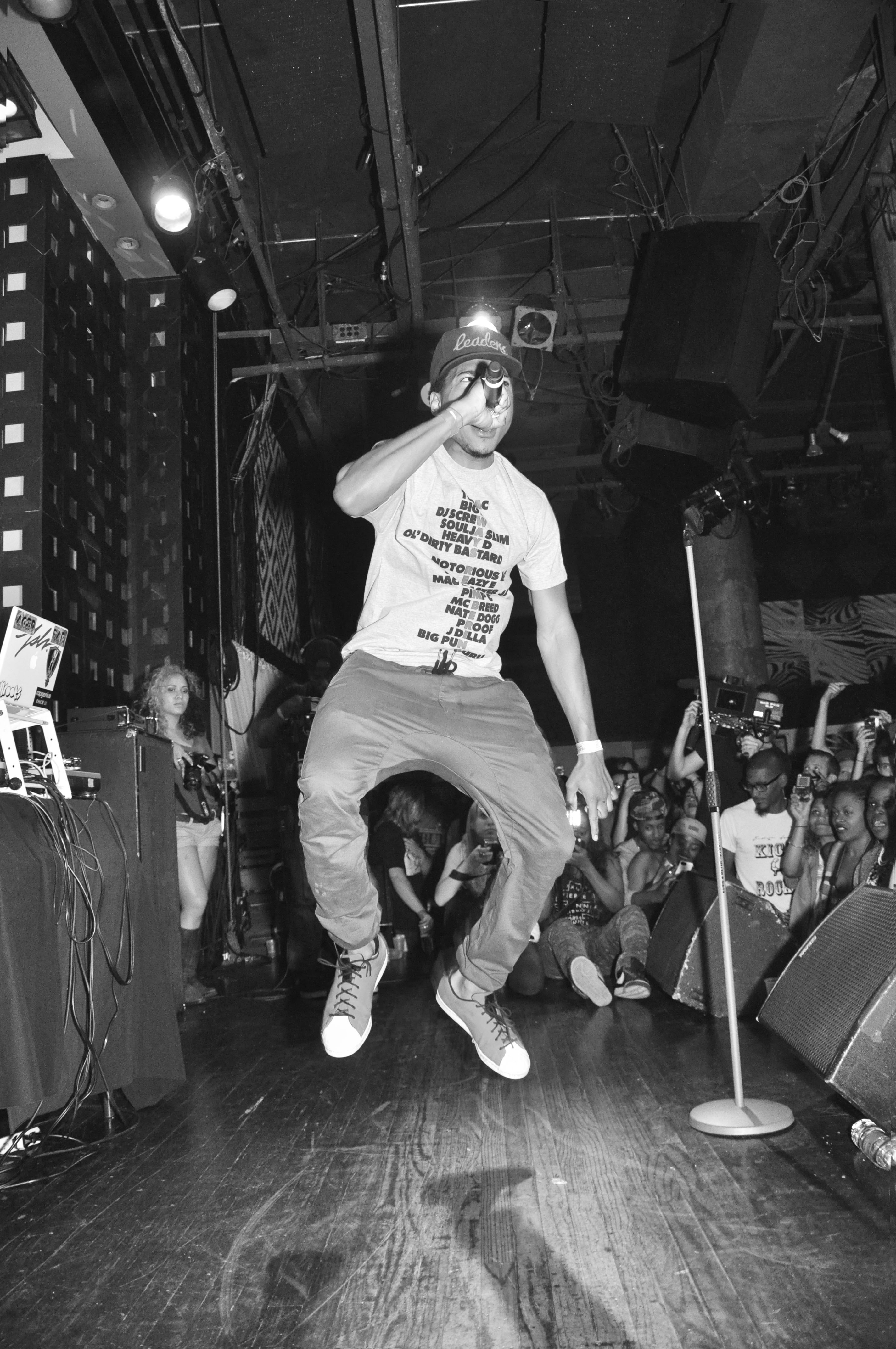 Recap: Chance The Rapper At SOB's In New York City