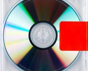 Kanye West Yeezus album cover 300x300
