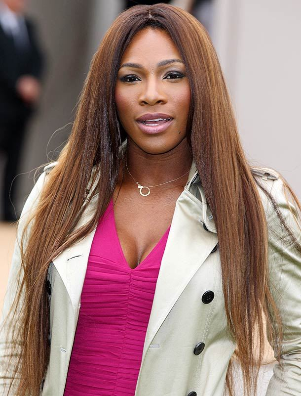 serena williams burberry3