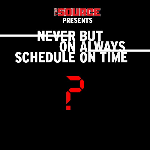never on schedule digital