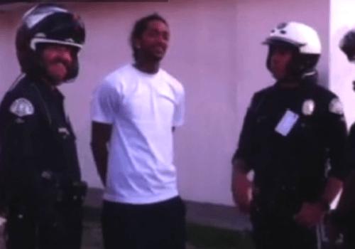 nipsey arrest