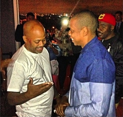 dame dash and jay z relationship songs