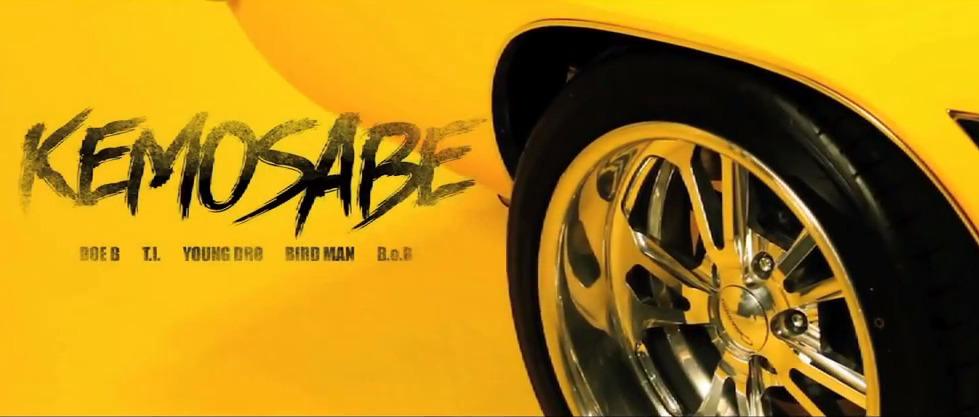 Hustle Gang Kemosabe
