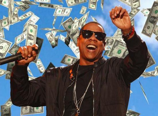 Jay Z Money Cover