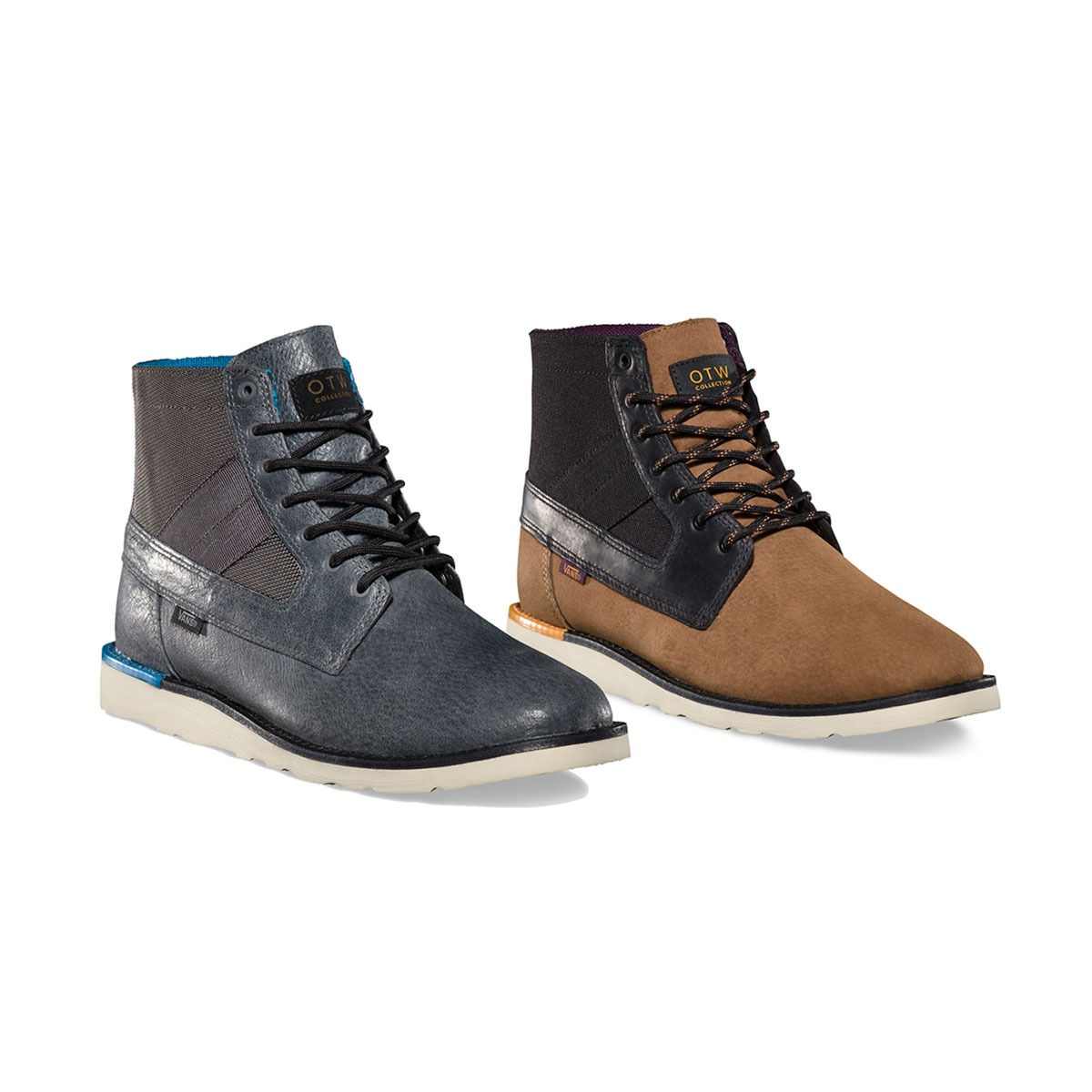 Vans OTW Collection Breton Boots Fall 2013