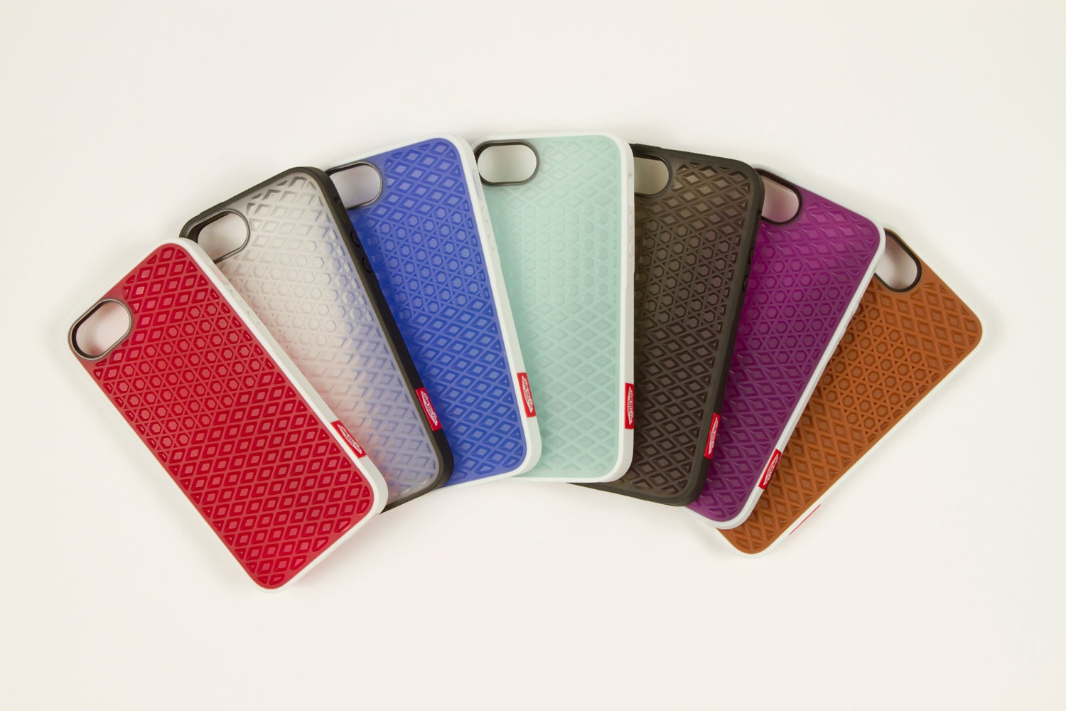 Vans x Belkin iPhone 5 Waffle Sole Case Collection
