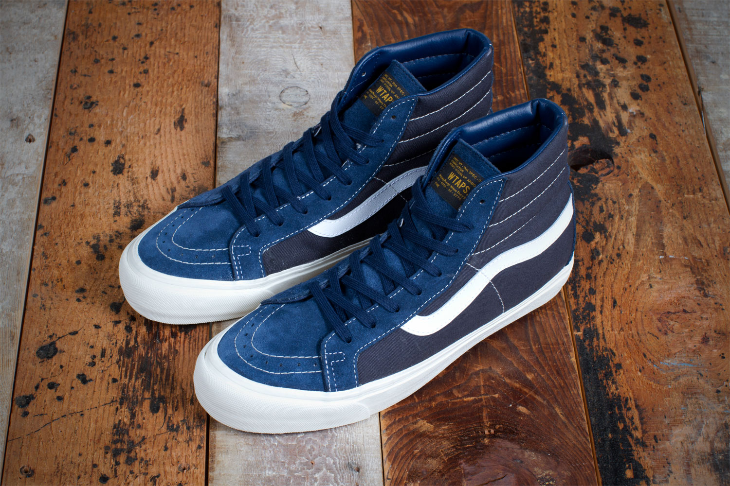 0a3c08d899 Vault by Vans x WTAPS OG Classics Collection for Fall 2013