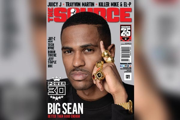 big sean cover 89