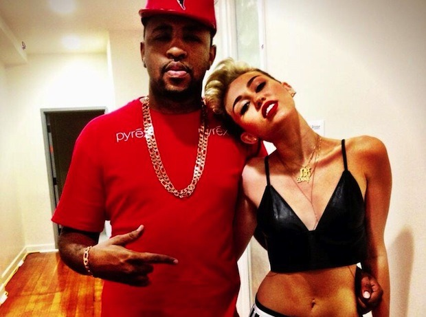 "148620646d Mike WiLL Made It Confirms Miley Cyrus To Appear On ""Black Skinhead"" Remix"