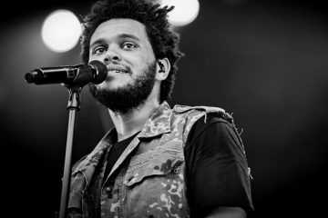 the weeknd featuring drake live for 0