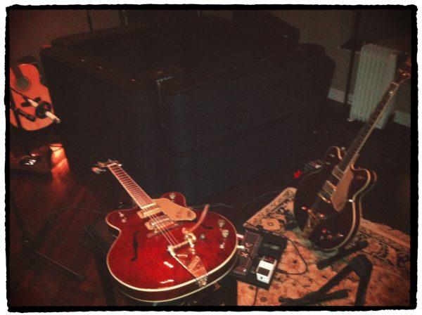 16. Guitars