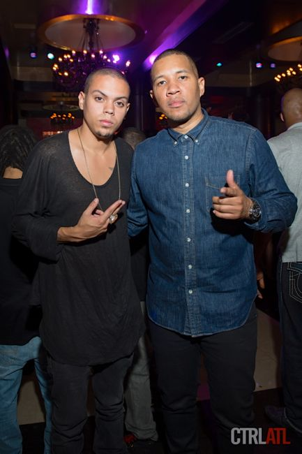 Evan Ross and Patrick Richards from Hennessy