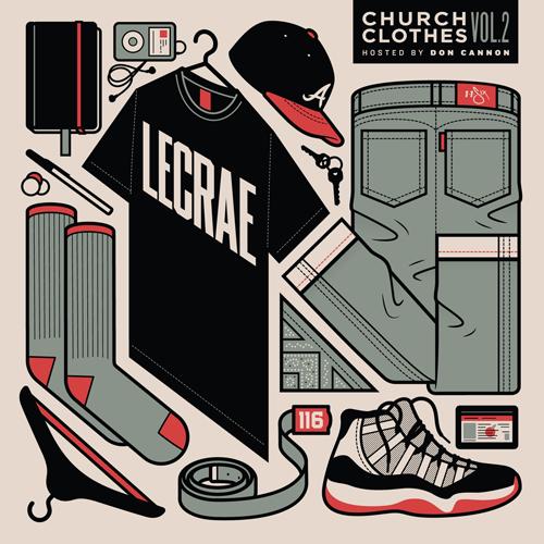 Lecrae ChurchClothes2 Cover 500x 1