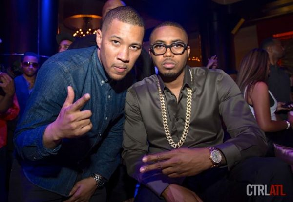 Patrick Richards from Hennessy and NAS