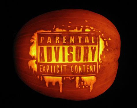 parental advisory pumpkin