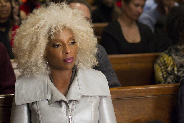 Black Nativitys Mary J. Blige as Platinum Fro