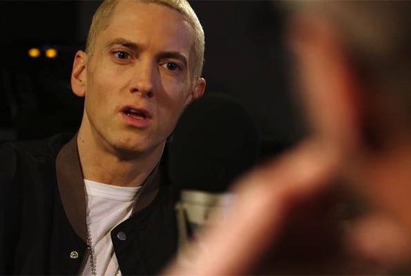 Eminem Part 3 Zane Lowe Insert