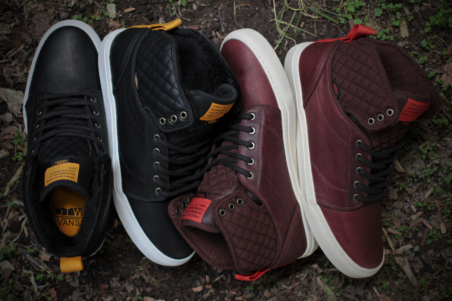 f0e5aa90df Vans OTW Collection Alomar AW for Holiday 2013