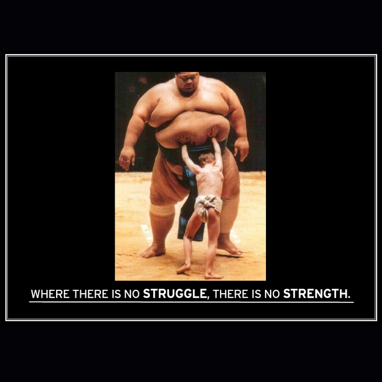 struggle strength 1