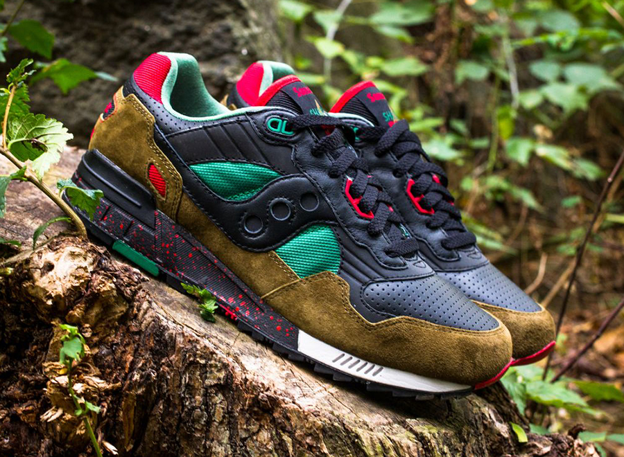 west nyc saucony 5000 cabin fever 8