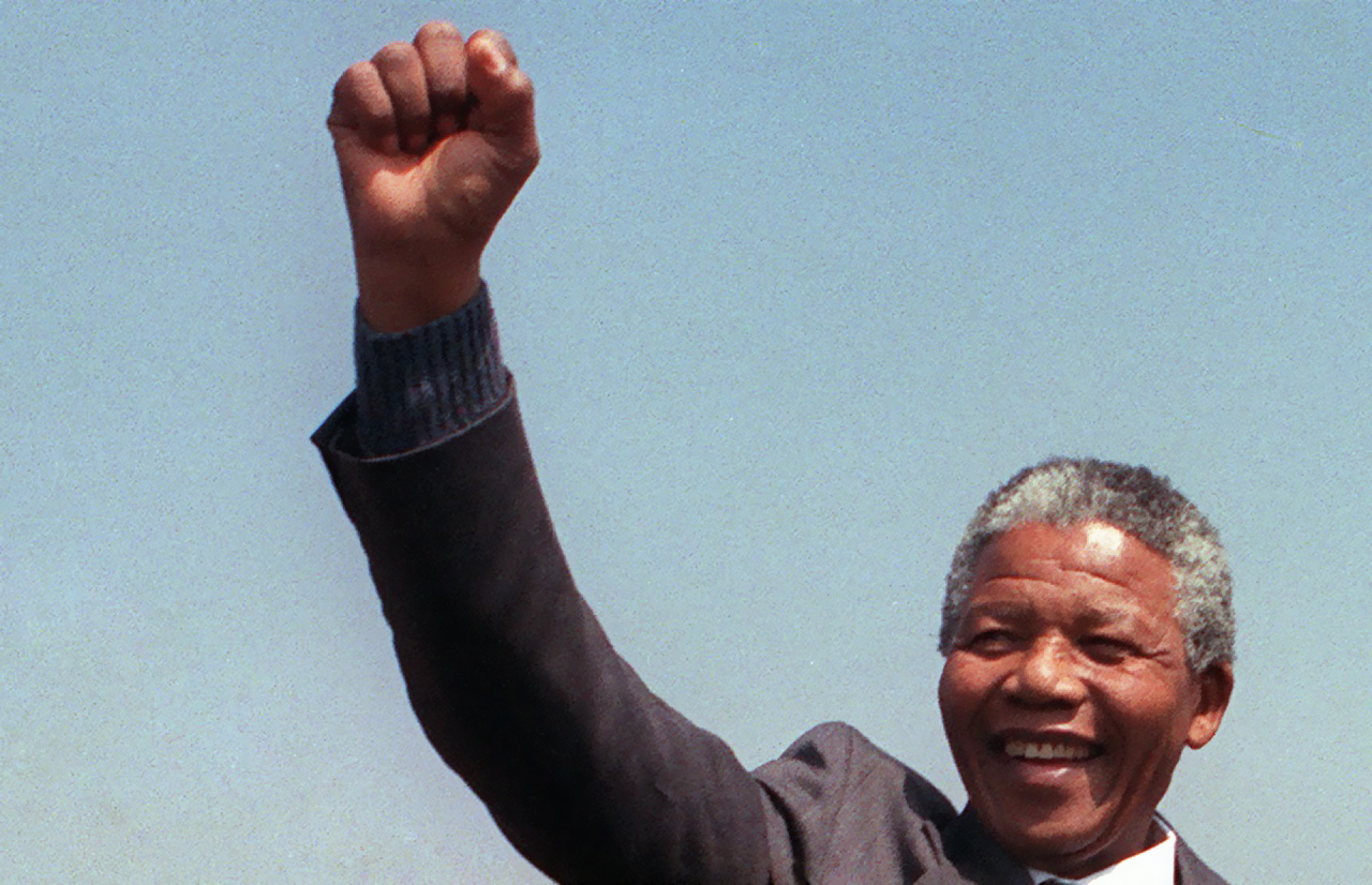 Five Hip-Hop References Featuring The Iconic Nelson Mandela