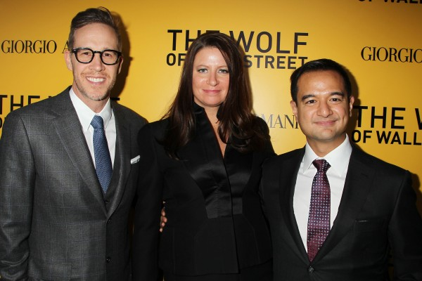 """Giorgio Armani and Paramount Pictures Presents The US Premiere of  """"THE WOLF OF WALL STREET"""""""