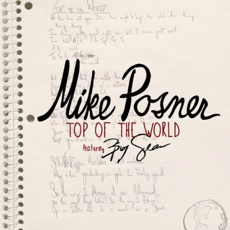 mike posner top of the world 450x450