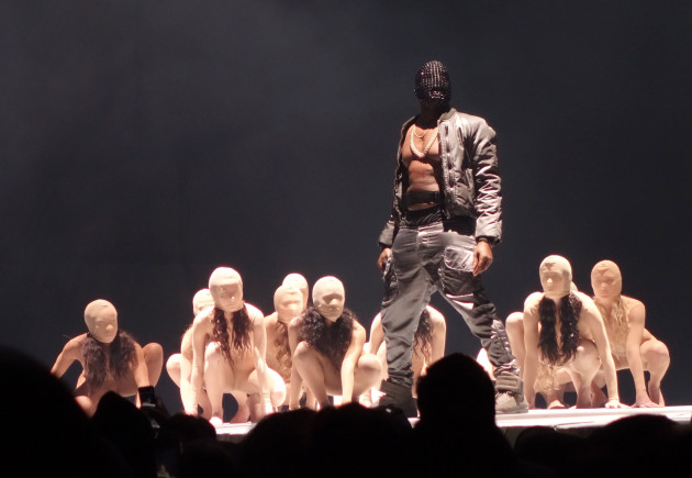 Yeezus Tour Returns With All New Enemies, Wassup Sway ... Kanye West Yeezus Concert