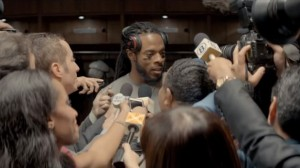 012914-music-richard-sherman-beats-by-dre-commercial