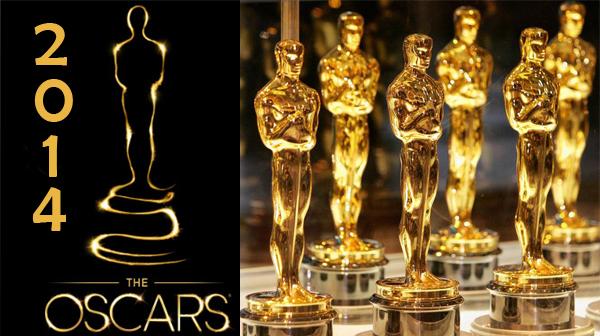 Bild på Oscar-statyetter