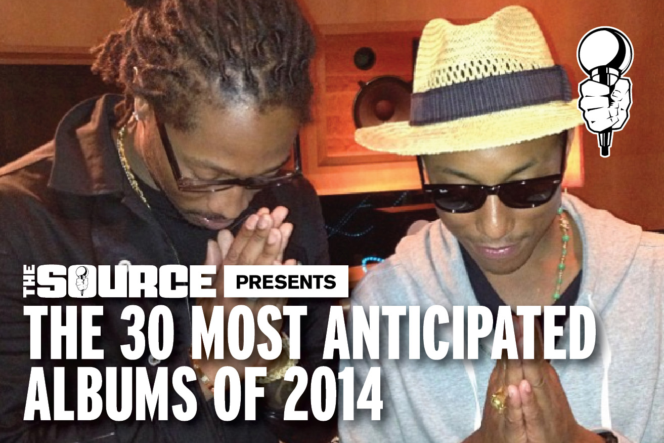 30 most anticipated albums 1