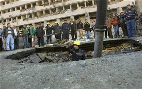 egypt, bombings