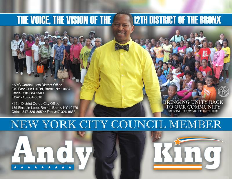 AndyKingInauguration1