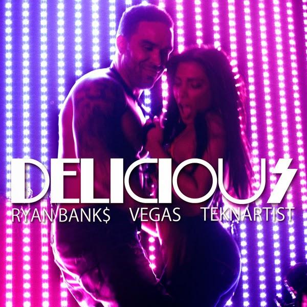 Delicious, iTunes, Ryan Banks, Teknartist, Natalie Guercio, Vegas, Mob Wives, Renee Graziano, Alicia DiMichele,