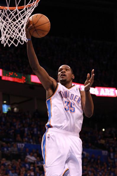 Durant, Thunder, Blazers, NBA, All-Star