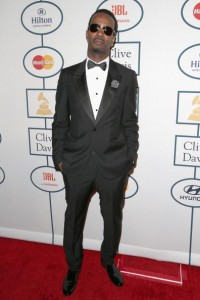 Rapper Juicy J attends the 56th annual GRAMMY Awards Pre-GRAMMY Gala and Salute to Industry Icons honoring Lucian Grainge at The Beverly Hilton on January 25, 2014 in Beverly Hills, California.